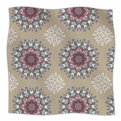 Princess by Nika Martinez Fleece Blanket Size: 60 W x 80 L, Color: Pink