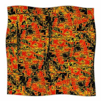Golden By Bruce Stanfield Fleece Blanket Size: 80 L x 60 W x 1 D
