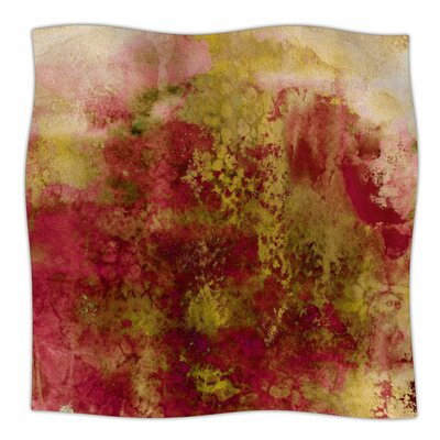 Epoch By Ebi Emporium Fleece Blanket Color: Red/Green, Size: 80 L x 60 W x 1 D