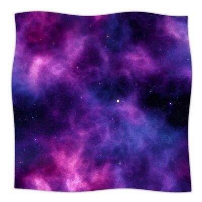 Infinity By Chelsea Victoria Fleece Blanket Size: 80 L x 60 W x 1 D