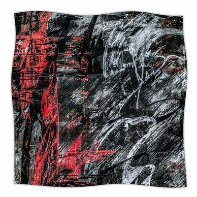 Areus By Bruce Stanfield Fleece Blanket Size: 80 L x 60 W x 1 D