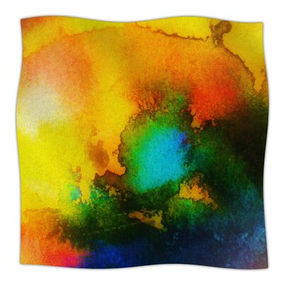 Good Vibrations By No Fleece Blanket Size: 60 L x 50 W x 1 D