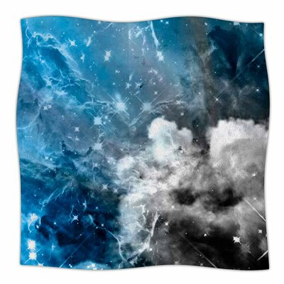 We Are Waiting For.. By Shirlei Patricia Muniz Fleece Blanket Size: 80 L x 60 W x 1 D