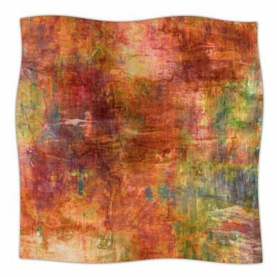 Hazy By Ebi Emporium Fleece Blanket Size: 60 L x 50 W x 1 D