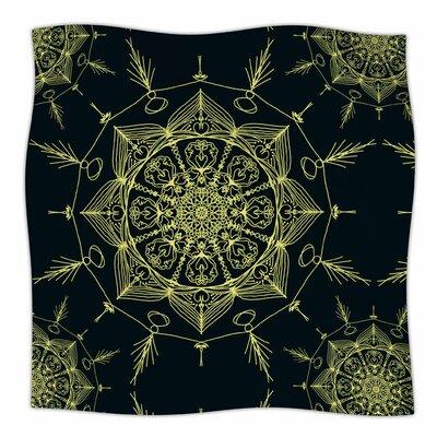 Mystic ll By Shirlei Patricia Muniz Fleece Blanket Size: 60 L x 50 W x 1 D