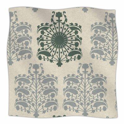 Samaarkkand By Laura Nicholson Fleece Blanket Size: 60 L x 50 W x 1 D