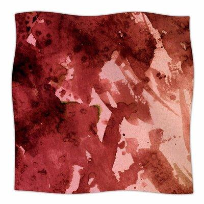 Splash Out By Ebi Emporium Fleece Blanket Size: 60 L x 50 W x 1 D