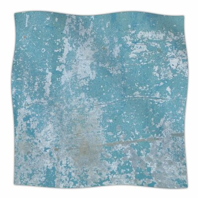 Galvanized By Jennifer Rizzo Fleece Blanket Size: 80 L x 60 W x 1 D