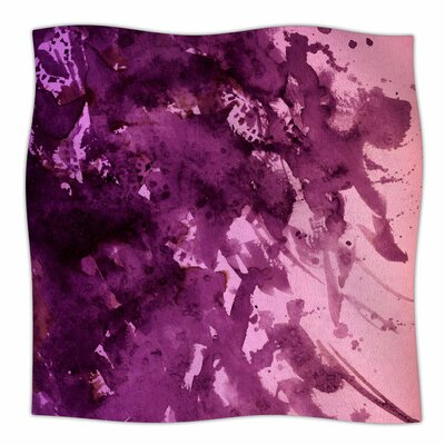 Splash Out By Ebi Emporium Fleece Blanket Size: 80 L x 60 W x 1 D