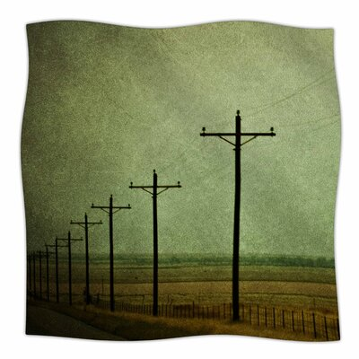'Electric' By Sylvia Coomes Fleece Blanket ERBN4210 33774279