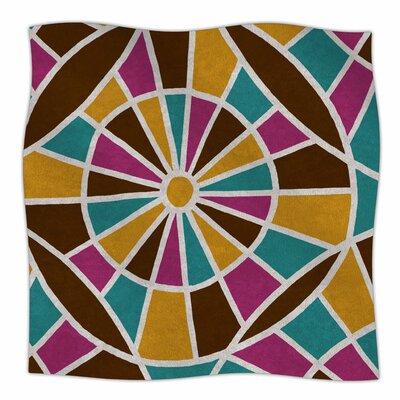 Eyes By Nacho Filella Fleece Blanket Size: 60 L x 50 W x 1 D