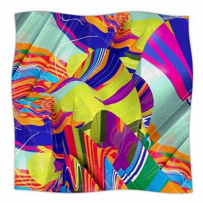 To Swim By Danny Ivan Fleece Blanket Size: 60 L x 50 W x 1 D