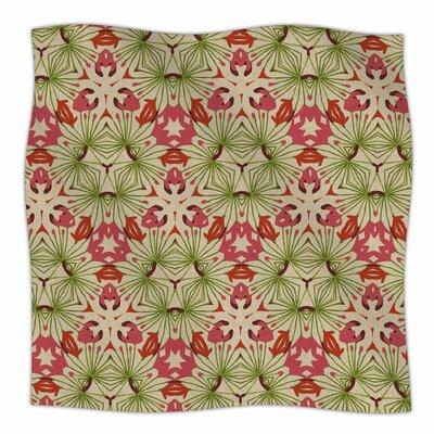 Thalia By Laura Nicholson Fleece Blanket Size: 60 L x 50 W x 1 D