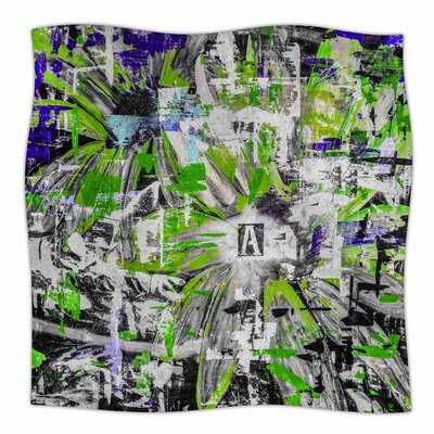 Life Through Adversity 2 By Bruce Stanfield Fleece Blanket Size: 60 L x 50 W x 1 D