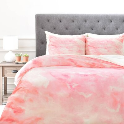 Rosie Brown Duvet Cover Set Size: Twin/Twin XL