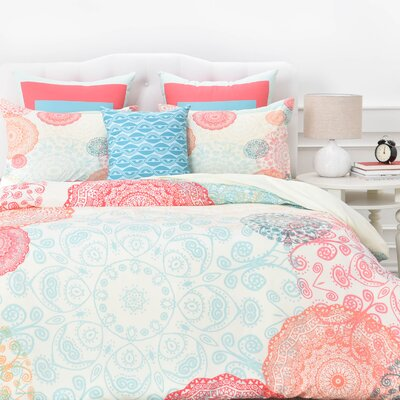 Monika Strigel Duvet Cover Set Size: Queen