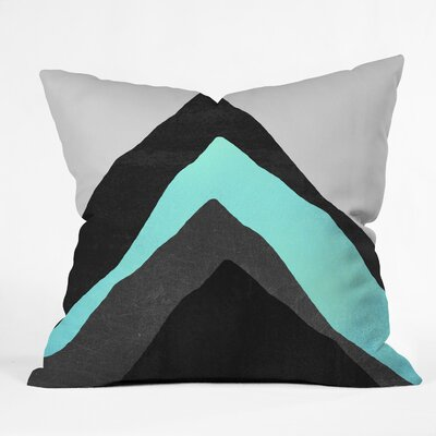 Throw Pillow Size: 18 H x 18 W