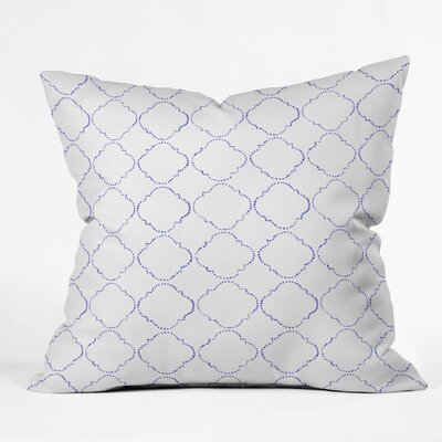 Hadley Hutton Throw Pillow Size: 18 H x 18 W