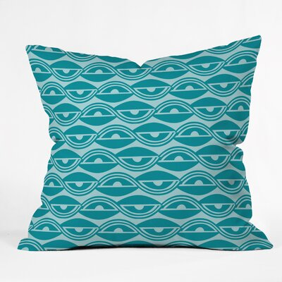 Throw Pillow Size: 16 H x 16 W