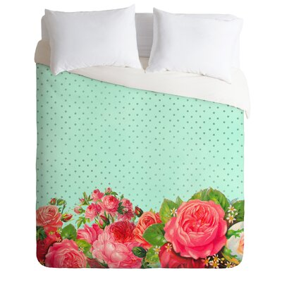 Allyson Johnson Duvet Cover Set Size: King