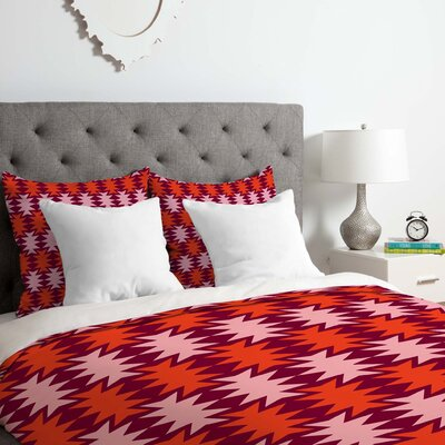 Holli Zollinger Hobo Duvet Cover Set Size: King