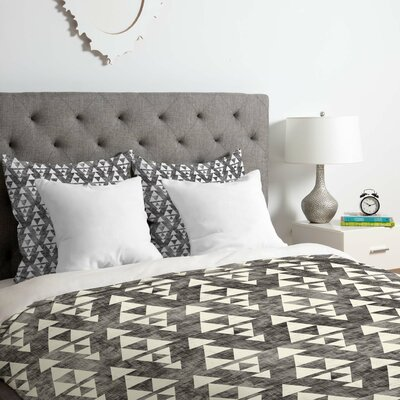 Holli Zollinger Duvet Cover Set Size: King