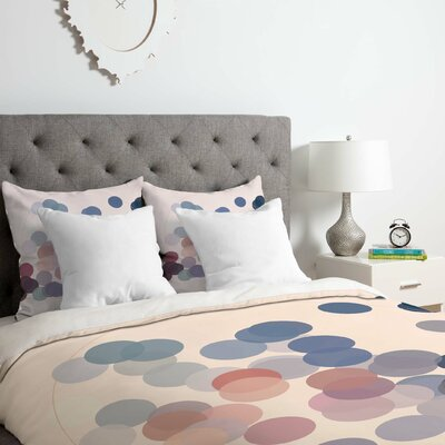 Gabi Wink Wink Duvet Cover Set Size: Twin/Twin XL
