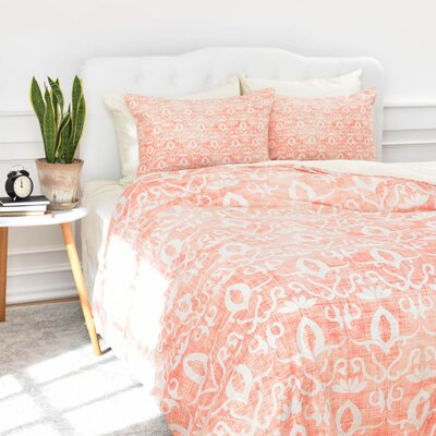 Holli Zollinger Widden Duvet Cover Set Size: Queen