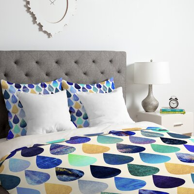 H2O Duvet Cover Set Size: King