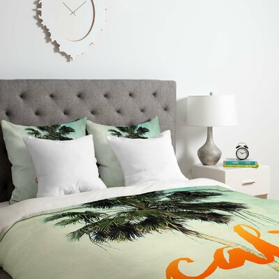 Chelsea Victoria California Hotel Duvet Cover Set Size: King