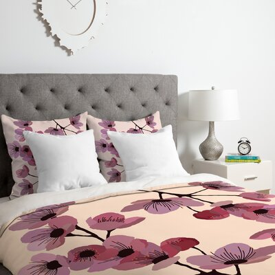 Gabi Linternas Duvet Cover Set Size: Twin/Twin XL