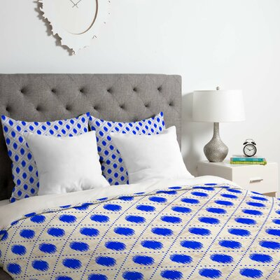 Dot Duvet Cover Set Size: King