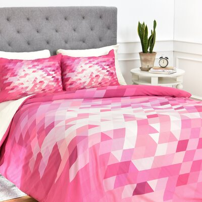 Deniz Ercelebi Cluster 3 Duvet Cover Set Size: Twin/Twin XL