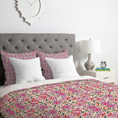 Holli Zollinger Zolah Harah Duvet Cover Set Size: Queen