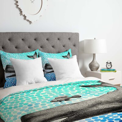Garima Dhawan New Friends 3 Duvet Cover Set Size: King