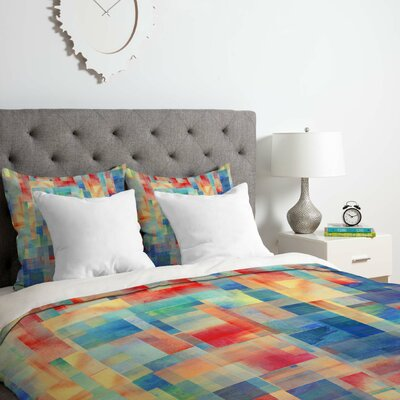 Torrentremix Duvet Cover Set Size: Queen