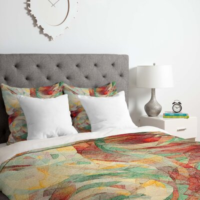 Rapt Duvet Cover Set Size: King