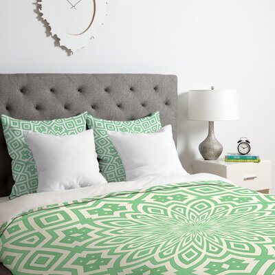 Mint Duvet Cover Set Size: Twin/Twin XL