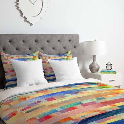 Amalgama Duvet Cover Set Size: Twin/Twin XL