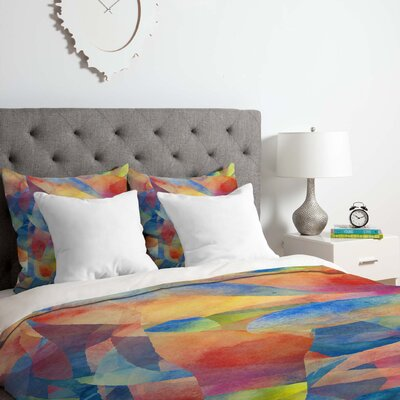 Jacqueline Maldonado This is What Your Missing Duvet Cover Set Size: King