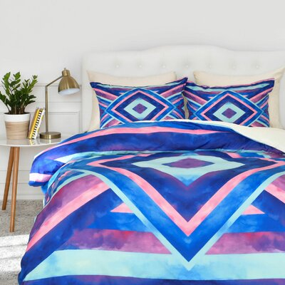 1 Duvet Cover Set Size: King