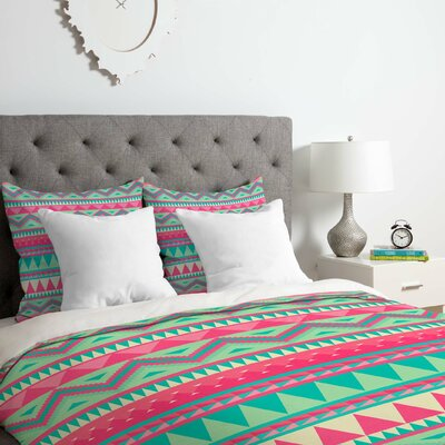 Navajo Duvet Cover Set Size: Twin/Twin XL