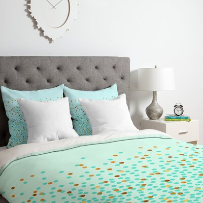 Splash Duvet Cover Set Size: Twin/Twin XL