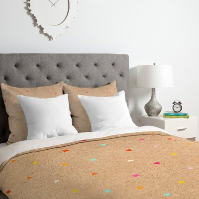 Taffy Duvet Cover Set Size: Queen