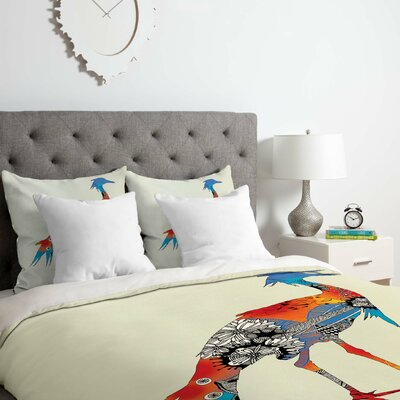 Iveta Abolina Duvet Cover Set Size: Queen