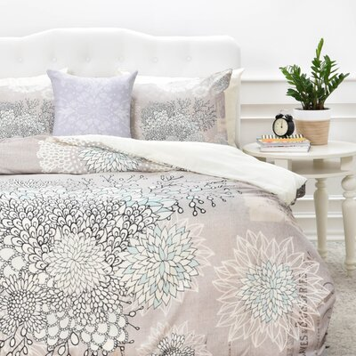 Iveta Abolina French Duvet Cover Set Size: King