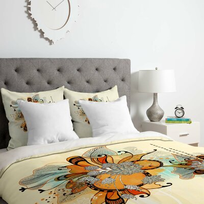 2 Duvet Cover Set Size: Queen