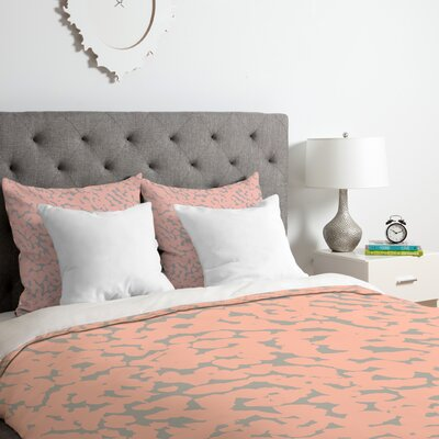 Rebecca Allen Ever Duvet Cover Set Size: Queen