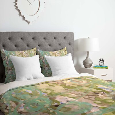 Stephanie Corfee Kristen Duvet Cover Set Size: Queen