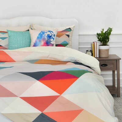 Three Of the Possessed South Duvet Cover Set Size: King